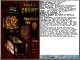 Pinball Arcade DOS History of Pinball - Tales from the Crypt page 1