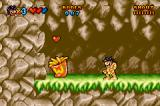 Prehistorik Man Game Boy Advance I fell down a cave but at least I found some fries. Ugh, what r 'fries'?