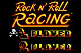 Rock n' Roll Racing Game Boy Advance One or two player?