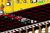 Rock n' Roll Racing Game Boy Advance The starting line of race 2