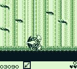 Ninja Spirit Game Boy The second boss.