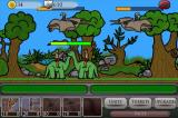 War Evolved iPhone The game starts out back in the da when dinosaurs ruled the land and blonde cavegirls played pilot.