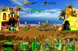 Empires at War iPhone Catapults, camels, elephants - the enemy is about to loose.