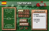 PC Gol DOS Select tactics