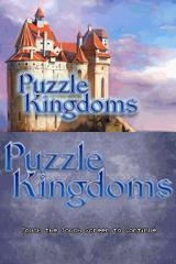 Puzzle Kingdoms Nintendo DS Title screen.