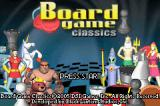 Board Game Classics Game Boy Advance Title screen