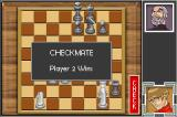 Board Game Classics Game Boy Advance White king has been checkmated. Black wins.
