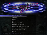 chromium B.S.U. Windows Main menu