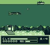SeaQuest DSV Game Boy Watch out for depth charges.