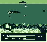 SeaQuest DSV Game Boy The divers will fire missiles up at you.