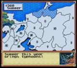 Nobunaga's Ambition SNES There are summer typhoons this season.