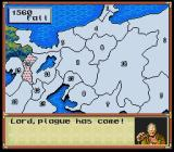 Nobunaga's Ambition SNES Plague has come to that land.