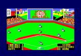 The Slugger Amstrad CPC Before the match