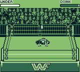 WWF Raw Game Boy I'm down for the count.