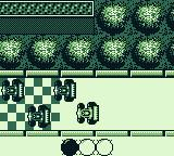 Race Days Game Boy Dirty Racing: At the starting line