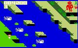 Congo Bongo Intellivision The second level