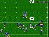 NFL 98 Genesis Oof! Tackled.