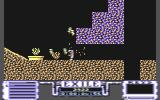 Exile Commodore 64 The planet's friendly imps