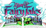 Mixed Up Fairy Tales DOS Title Screen (EGA/Tandy)