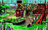 Mixed Up Fairy Tales DOS Welcome to fairy tale land. (EGA/Tandy)