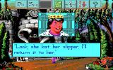 Mixed Up Fairy Tales DOS Prince charming. (EGA/Tandy)