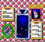 Dr. Mario SNES Starting the level 0
