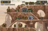 Defender Chronicles: Legend of The Desert King iPhone and at wave 4