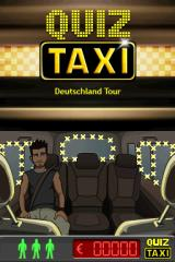 Quiz Taxi Nintendo DS Welcome to Quiz Taxi!