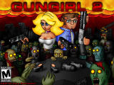 GunGirl 2 Windows Title screen