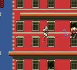 Shinobi Game Gear Those guys love to break windows and jump over you.