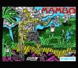 Mambo MSX Loading screen