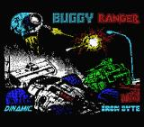 Buggy Ranger MSX Loading screen