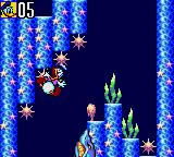 Deep Duck Trouble starring Donald Duck Game Gear Oops, wrong movement :P