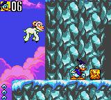 Deep Duck Trouble starring Donald Duck Game Gear Arrived at the top of the mountain and still goats here.. heugh...