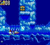 Deep Duck Trouble starring Donald Duck Game Gear Must crouch.. else...