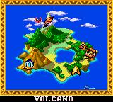 Deep Duck Trouble starring Donald Duck Game Gear Visited maps. Now time to go to the volcano.