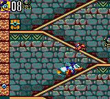 Deep Duck Trouble starring Donald Duck Game Gear Feel the power of Donald Duck !!!