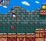 Deep Duck Trouble starring Donald Duck Game Gear Those pots are filled with crabs?