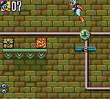 Deep Duck Trouble starring Donald Duck Game Gear Here we have a small puzzle... I won't tell you how to solve it ;)