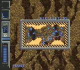 A.S.P.: Air Strike Patrol SNES Map of the area