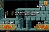 Prince of Persia iPhone How to play the game