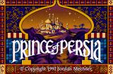 Prince of Persia iPhone Title Screen