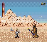 Star Wars Game Gear Fighting Sand People