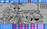 Electric Crayon 3.0: Inspector Gadget: Safety Patrol DOS Bicycle safety