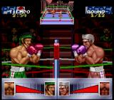 Chavez SNES The fight starts