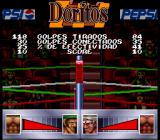 Chavez SNES The results of that round
