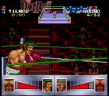 Chavez SNES The more times you are hit, the smaller your total energy bar becomes