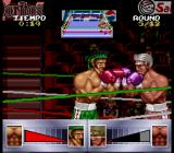 Chavez SNES Almost about to knock him down