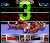Chavez SNES Knocked him down