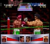 Chavez SNES Fighting an exhibition match as Chavez